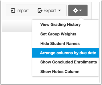Gradebook-Arrange-Columns-by-Due-Date.png
