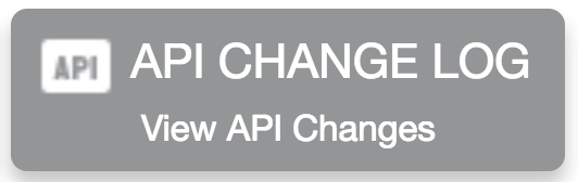 Canvas API Change Log
