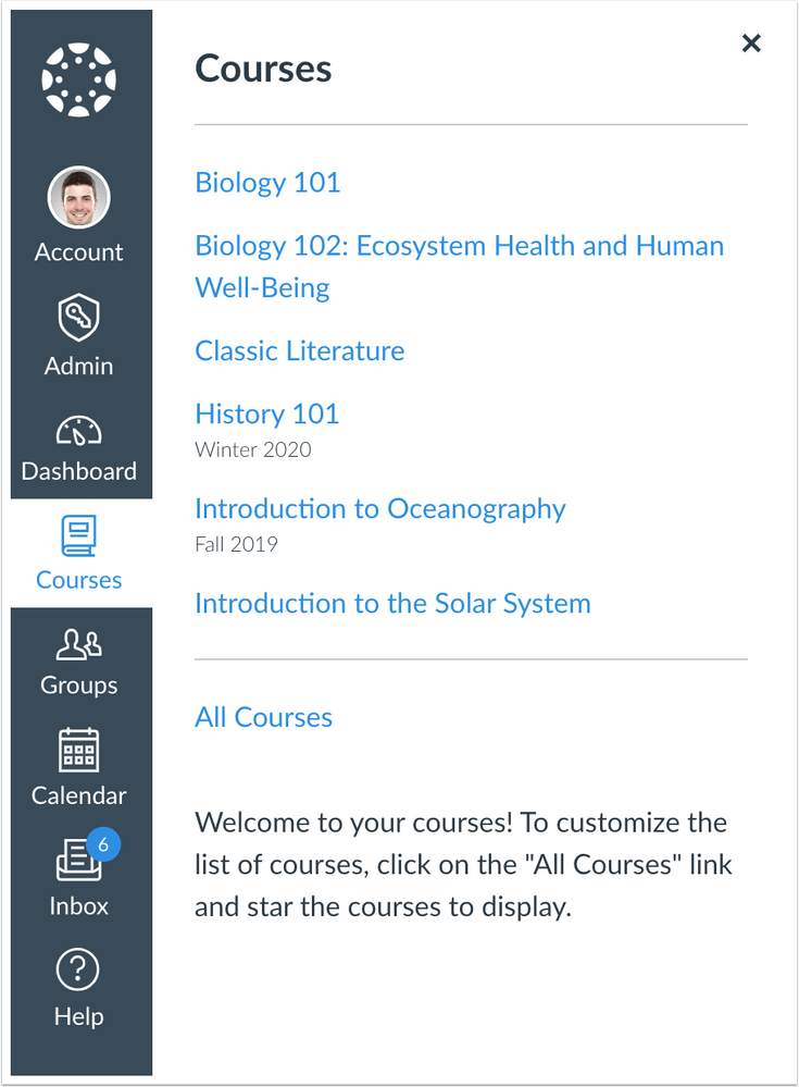Courses Page Long Course Names and Wrapping