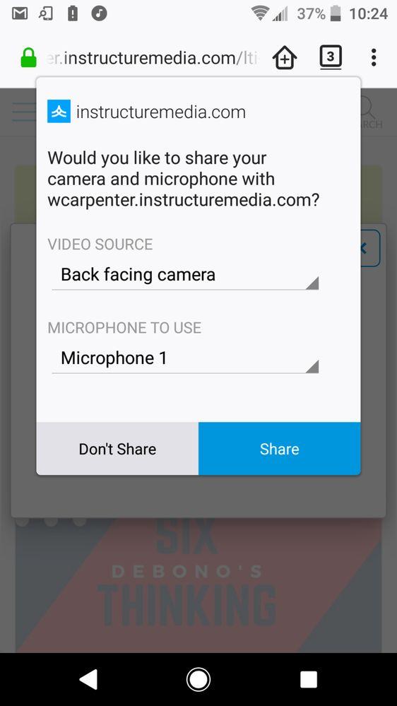 Arc Mobile Permissions