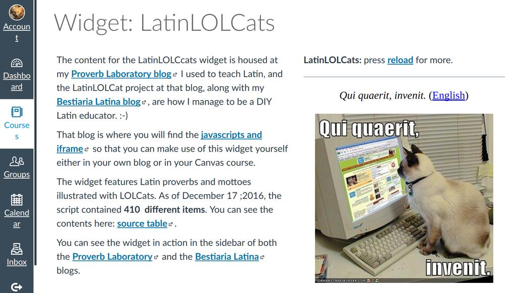 Latin LOLCats