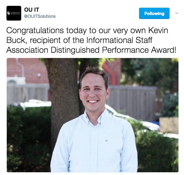 Kevin Buck screenshot