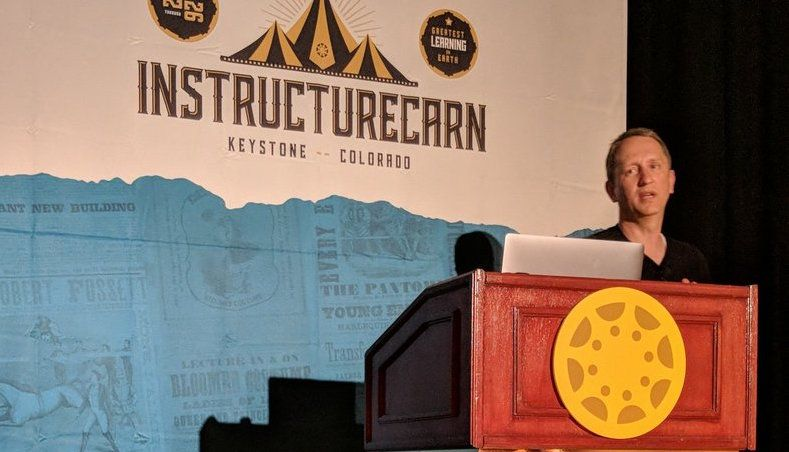 Ted Boren at InstCon