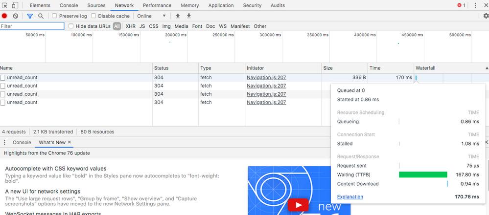 screenshot of labels script running_not-running
