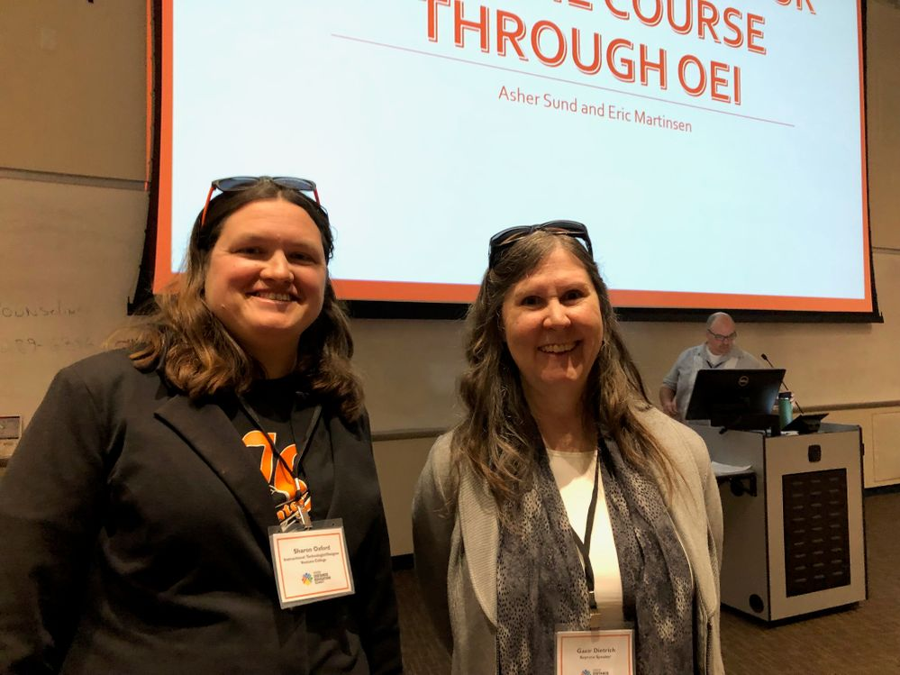 Keynote and Ventura College Instructional Technologist