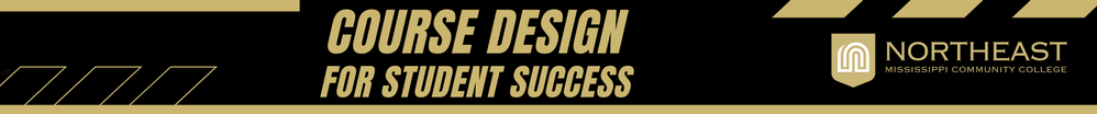 Course Design Banner